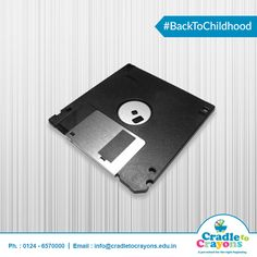 #BackToChildhood: This was probably the first portable memory device we got our hands on. What is it called? #puzzle #kids #children #child #parents #toddler #kindergarten http://cradletocrayons.edu.in/