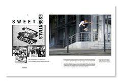 Sweet Essentials   Monster Skateboard Magazin #336