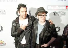 Pete loves Patrick so much ^-^