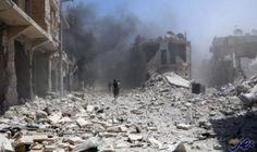 المرصد السوري يؤكد مقتل أكثر من 6…: المرصد السوري يؤكد مقتل أكثر من 6 أطفال جراء قصف لقوات النظام على حضانة قرب دمشق