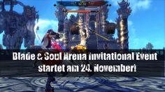 Blade & Soul Arena Closed Beta Event am 24. November