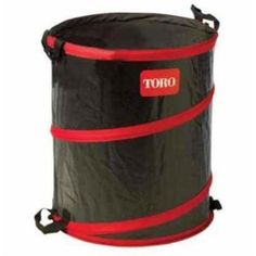 large portable trash cans | Collapsible Trash Can | Toro Garbage Can