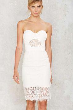 a98d134cf1 Cara Lace Midi Dress - Dressed To Frill