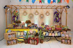 Um post mais do que especial! O aniversário Infantil na Euphorie com o tema de Festa Junina reuniu muitos os detalhes que servirão de inspiração para várias mamães!=D