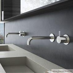 Buddy Wall Mount Mixer - Bathroom Tapware - Bathroom Ensuite tap ware.