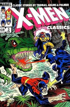 Classic+Comic+Book+Covers | Men Classics Comic Books covers, scans of X-Men Classics Comic Books ...