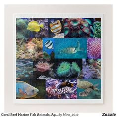 Shop Coral Reef Marine Fish Animals, Age 676 Pieces Jigsaw Puzzle created by Personalize it with photos & text or purchase as is! Tang Fish, Marine Fish, Make Your Own Puzzle, Custom Gift Boxes, Ocean Life, High Quality Images, Jigsaw Puzzles, Coral, Prints
