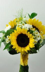 Prodej a rozvoz květin v Praze - Slunečnice