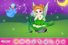 its tinkerbell