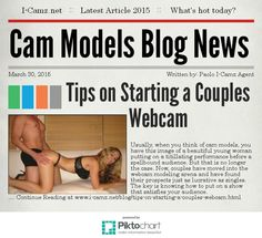 Latest article from www.i-camz.net Cam Models Blog - Want to know the best way to cam as a couple? www.i-camz.net/blog/tips-on-starting-a-couples-webcam.html #CouplesWebcam!!