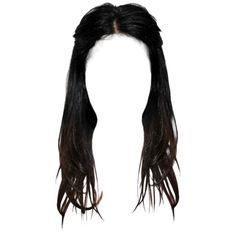 Hairstyles ❤ liked on Polyvore featuring hair, hairstyles, doll hair, doll parts, cabelo and filler