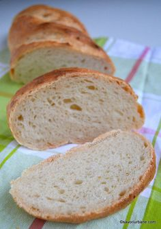 Bread Recipes, Cooking Recipes, Good Food, Yummy Food, Biscotti, Deserts, Gluten, Tasty, Baking