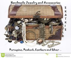 Our worldwide group of jewelry artisans bring you gorgeous handcrafted, custom made, and one of a kind jewelry designs Gemstone Bracelets, Cuff Bracelets, Silver Jewelry, Vintage Jewelry, Copper Cuff, Treasure Chest, Gemstones, Wallet, Handmade