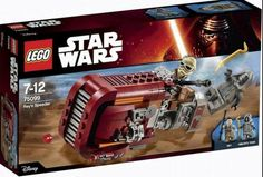 ToyzMag.com » Lego Star Wars Episode 7 les images des set