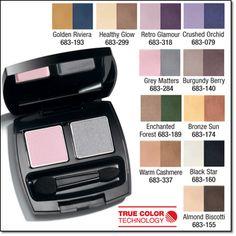 True Color #Eyeshadow Duo