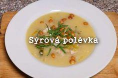 Sýrová polévka - Geniální chuť! Mashed Potatoes, Grains, Soup, Rice, Ethnic Recipes, Youtube, Whipped Potatoes, Smash Potatoes, Soups