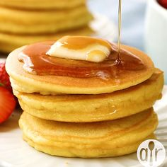These pancakes are a wonderful substitute for regular pancakes when you are watching your carbs They are very filling and are on the dense side. This is a basic recipe can be tweaked. Any sweetener can be substituted for the maple syrup. Enjoy
