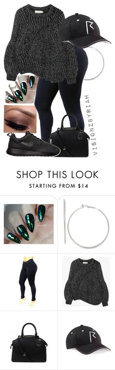 """""""i""""m ready for the fall/winter!"""" by riahbreezy on Polyvore featuring Michael Kors and NIKE"""