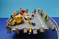 In her ongoing Iron Builder challenge, Cecilie Fritzvold has built a crumbling bridge. I always enjoy seeing decay built in LEGO, whether it's fast like this one or a more tranquil style, which we often see in post-apocalyptic creations. What I also love is bridges, so Cecilie delivers on two of my soft spots at …