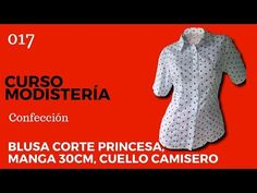 Curso Modistería - YouTube Youtube Comments, Couture, Sewing, Pattern, Irene, Club, Dresses, Fashion, Templates
