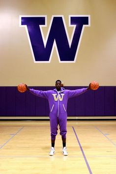 Darnell Gant in the SWAGGA SUIT