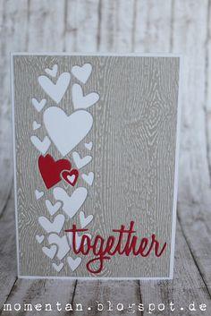 Card by Miriam Knapp Blank Cards, Valentines, Love, Wedding, Paper, Map Wedding, In Love, Heart, Valentine's Day Diy