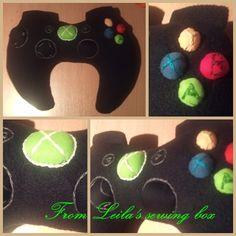 Xbox neck pillow