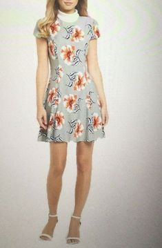 Occasion Dresses, Size 16, Short Sleeve Dresses, Brand New, Prints, Color, Women, Style, Fashion