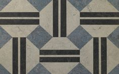 Linoleum flooring from London