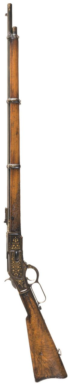 Winchester 1873 Musket.