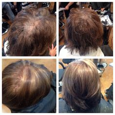 Retouch and all over highlights