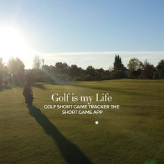 """Golf is my life! Practice with purpose and download the app today at http://www.golfshortgametracker.com…"""
