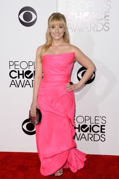 Melissa Rauch in Rubin Singer - People's Choice Awards 2014