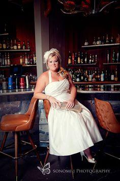 Bridal - at the bar. Yeah!