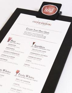 Wedge & Fig / Logo Design / Branding / Identity / Restuarant / menu / implementation / By Push 10 Restaurant Menu Design, Restaurant Branding, Brand Identity Design, Branding Design, Logo Design, Brand Packaging, Packaging Design, Menu Layout, Planet Design