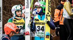 Salto con gli sci: medaglie d'argento e di bronzo per Samuele e Camilla Comazzi - Ossola24