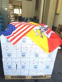 Cecilia the chickpea flour goes to USA!