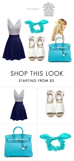 """""""Spring Outfit"""" by jsd13711 on Polyvore featuring Folio, Hermès, claire's and ASOS"""