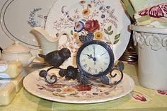 This darling bird clock  $25.00 each