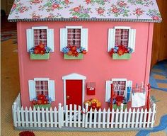 Love this doll house!!!