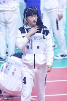 150202 #인피니트 – MBC Idol Star Athletic Championship ♡