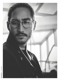 c56b6e95490a6 ... Serge Guerand   Giorgio Armani SS 2014 l  framesoflife  sunglasses