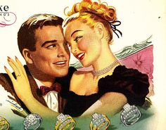 1947 Engagement Rings Ad