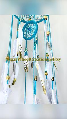 Tribal Nursery, Boho Nursery, Nursery Room, Girl Nursery, Girls Bedroom, Nursery Decor, Boho Dreamcatcher, Hanging Mobile, Dream Catcher Boho