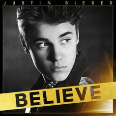 Justin Bieber's new CD Belive comes out June 19