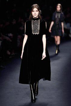 Sfilata Valentino - Autunno-Inverno 2015-2016 - Parigi - Moda - Elle