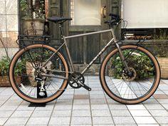 Commuter Bike, Touring Bike, Van Life, Bike Packing, Bicycles, Engine, Cycling, Vintage, Design