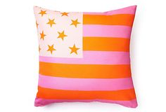 From Memorial Day to Independence Day to Labor Day, this quirky twist on the Stars and Stripes is one you'll be proud to display and use all season long.