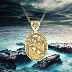 Large Oval Shield Pendant incorporating the Helmut and Coat of Arms We can also etch any logo, College emblem or even favorite football team crest… Sterling Silver: grams grams 4 grams Width: Height: Coat Of Arms, Football Team, Pocket Watch, Celtic, Pendants, Sterling Silver, Logo, Accessories, Jewelry