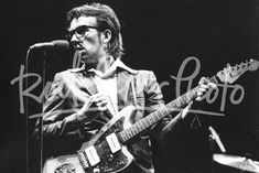 Neil Zlozower - Rock Paper Photo Store Music Photographer, Elvis Costello, Photo Store, Fine Art Photography, Pop Culture, In This Moment, Rock, Concert, Paper